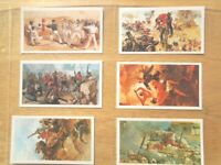 1980 Doncella History of the VC Victoria Cross Tobacco 24 cards complete lot