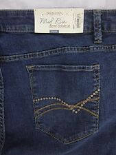 NEW Sonoma Demi Bootcut Mid Rise Stretch Jeans 22 22W S 22WS MSRP $48.00