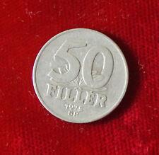 Moneda coin Hungría Hungary 50 Filler 1975