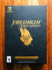 Fire Emblem Three Houses Seasons Warfare Edition Nintendo Switch FACTORY SEALED