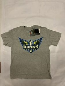 New Youth Original Fanatics WNBA Dallas Wings T-shirt Sz Youth S