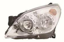 Vauxhall Astra Van Headlight Unit Passenger's Side Headlamp Unit 2006-2013