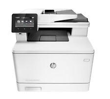 Hp color LaserJet MFP M477fnw Printer (16u) #3322