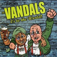 VANDALS - Christmas with The Vandals: Oi to the World! Vinyl Punk Rock