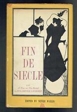 Wallis, Neville; Fin de Siecle. Allan Wingate 1947 Fair