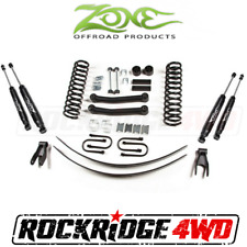 "Zone 4.5"" Suspension Lift Kit System Jeep Cherokee XJ 84-01 W/ Chyrsler 8.25 J8N"