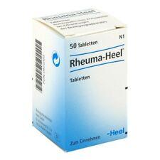HEEL Rheuma-Heel 50 Tablets Homeopathic Remedies