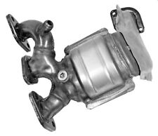 Exhaust Manifold with Integrated Catalytic Converter Front Right Walker 16223