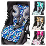 Soft Cosy Pram Pushchair Buggy Stroller Seat Insert Liner+Pillow Reversible NEW