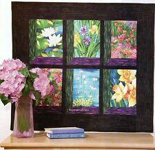 Garden View Quilt Pattern Pieced RN