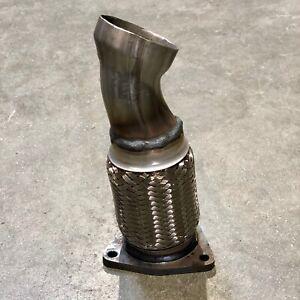03-06 Porsche Cayenne 4.5L V8 Non-Turbo Flex Pipe / Coupling Repair (Passenger)