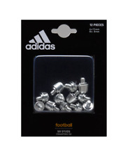adidas TRX 2 Soft Ground Aluminium Studs 11mm 8mm  - 12 Pack Replacement Repair