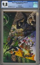 PLANET OF THE APES/GREEN LANTERN #1 - CGC 9.8 - ORDWAY VIRGIN VARIANT-1465530025
