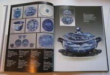 POOK AUCTION Catalog of Goldberg,Brown Historical Staffordshire Pottery,594 lots