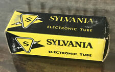 Vintage Sylvania Electronic Tube 5CL8A NEW IN BOX