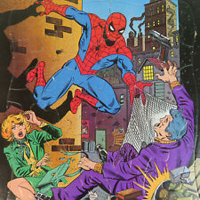 1979 Spiderman Frame Tray Puzzle - VTG Whitman Marvel Comics