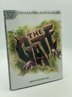 Gate, The (Blu-ray, 2017; Vestron Video Collector's Series, #8) OOP Slipcover