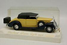 Solido 1/43 - Packard Super Eight Jaune