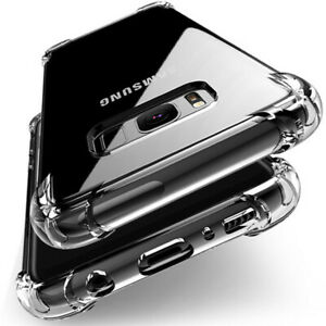 Clear Case Shockproof  for Samsung Galaxy S21FE S10 S9+ S21 A12 A32 A52 A82 5G