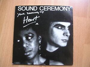 Sound Ceremony - Your Breaking My Heart w/photos  EX/EX
