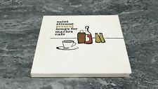 Saint Etienne Songs For Mario's Cafe CD + Slipcase 2004 GREAT CONDITION RARE