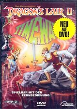 Dragons Lair II spielbar mit FB DVD Video Game