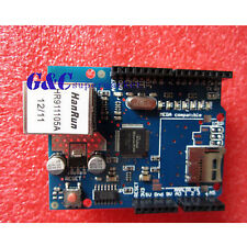 Ethernet Shield module W5100  Board For Arduino 2009 UNO Mega 1280 2560 M21