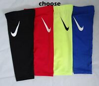 Nike Pro Combat Dri-FIT blue,black,yellow,whi or red Shiver 2.0 Sleeve,adult O/S