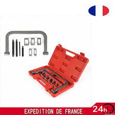 10PCS Kit Coffret compresseur démonte leve soupape auto moto universel outils