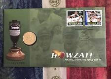 Australia 2007 Ashes Victory $1 PNC