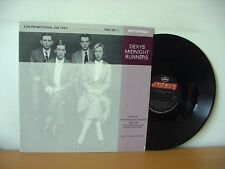 DEXYS MIDNIGHT RUNNERS rare PROMO EP Mercury PRO 387-1 Atomic Rooster Audiophile