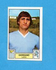 PANINI CALCIATORI 1975-76-Figurina n.171- GIORDANO - LAZIO -Recuperata
