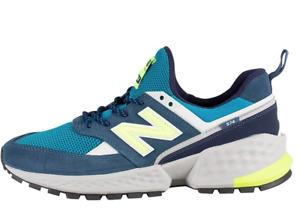 "New Balance 574 Sport ""Blue/Teal/Green"" Men's Shoes Running MS574UE"