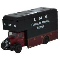 Oxford Model Bedford Pantechnicon - LMS - 1:148