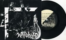 """Warhead - The Lost Self And Beating Heart 7"""" 1996 JAPAN HC Punk GISM Stalin Zouo"""