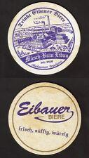 Alter BD , Bierdeckel , Coaster , MÜNCH-BRÄU EIBAU , Eibau / Sachsen