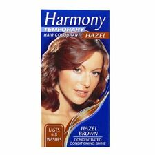 Harmony Temporary Hair Colourant HAZEL Brown Last6-8 Washes*Ammonia Free