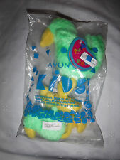 Avon Full O'Beans March Feathers Bird & Keychain Plush Soft Toy Stuffed Animal