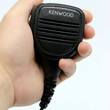 Rainproof Water-Resistant Heavy duty Speaker Mic for KENWOOD PUXING WOUXUN Radio