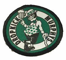 Dropkick Murphys Irish Morale Patch Tactical Military Army Flag Badge Hook USA