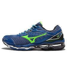 Mizuno Wave Creation 18 Blue Green Sprite Men Running Shoes Sneakers J1GC16-0141