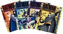NEW - Batman - The Animated Series, Volumes 1-4 (DC Comics Classic Collection)