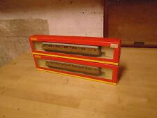 HORNBY LNER gresley coaches unused