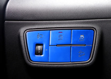 For Hyundai Tucson NX4 2021 Aluminum Control Switch Button Sticker