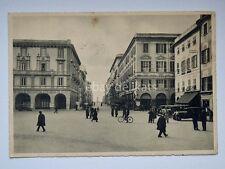 CHIAVARI Corso Garibaldi animata Caffè Defilla Genova vecchia cartolina