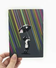 Eelus Print - NEISBAW 'Not Everything Is So Black and White' Postcard Lenticular