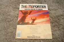 BROTHER BEAR Oscar ad Kenai, Koda, Disney & THE NEW WORLD Q'orianka Kilcher