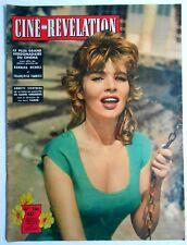 ►CINÉ-RÉVÉLATION 246/1958-ANNETTE STROYBERG- YVONNE DE CARLO- GUETARY-BOURVIL...
