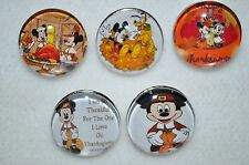 Thanksgiving assorted SNAP button Charms/MICKEY & Friends/snap charms/18MM-19MM