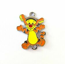 20 Pcs Tigger DIY Metal Charms Jewelry Making pendants Party Gifts 23mm